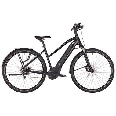 Vélo de Ville Électrique WINORA SINUS iN8 URBAN TRAPEZ Noir